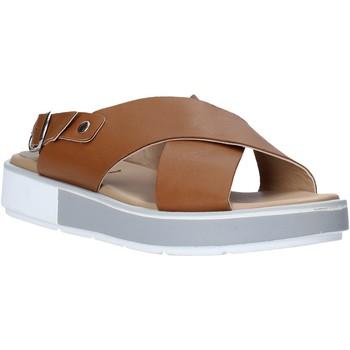 Παπούτσια Γυναίκα Σανδάλια / Πέδιλα Mally 6803 καφέ