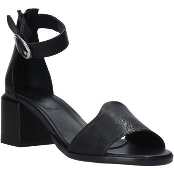 Παπούτσια Γυναίκα Σανδάλια / Πέδιλα Mally 6866G Μαύρος