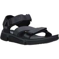 Παπούτσια Άνδρας Σανδάλια / Πέδιλα Clarks 26139566 Μαύρος