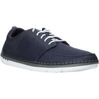 Παπούτσια Άνδρας Χαμηλά Sneakers Clarks 26140321 Μπλε