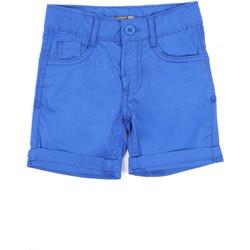 Υφασμάτινα Παιδί Σόρτς / Βερμούδες Losan 015-9655AL Μπλε