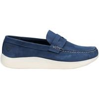 Παπούτσια Άνδρας Μοκασσίνια Docksteps DSE106371 Μπλε