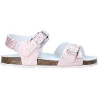 Παπούτσια Κορίτσι Σανδάλια / Πέδιλα Grunland SB0812 Ροζ