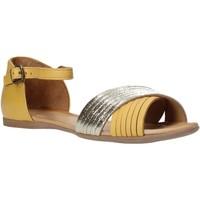 Παπούτσια Γυναίκα Σανδάλια / Πέδιλα Bueno Shoes N0734 Κίτρινος