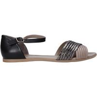 Παπούτσια Γυναίκα Σανδάλια / Πέδιλα Bueno Shoes N0734 Μαύρος