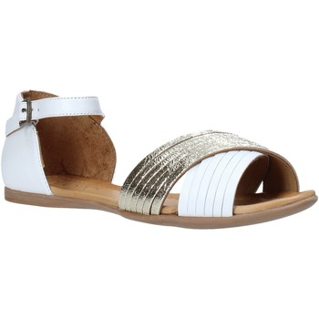 Παπούτσια Γυναίκα Σανδάλια / Πέδιλα Bueno Shoes N0734 λευκό