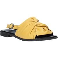 Παπούτσια Γυναίκα Σανδάλια / Πέδιλα Bueno Shoes Q2005 Κίτρινος