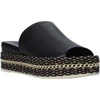 Παπούτσια Γυναίκα Τσόκαρα Bueno Shoes Q5905 Μαύρος