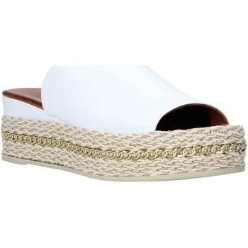 Παπούτσια Γυναίκα Τσόκαρα Bueno Shoes Q5905 λευκό