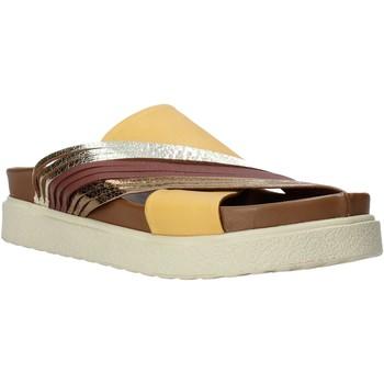 Παπούτσια Γυναίκα Τσόκαρα Bueno Shoes CM2206 Κίτρινος