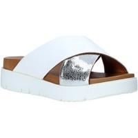 Παπούτσια Γυναίκα Τσόκαρα Bueno Shoes 9N3408 λευκό