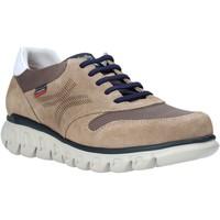 Παπούτσια Άνδρας Χαμηλά Sneakers CallagHan 12912 καφέ