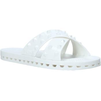 Παπούτσια Γυναίκα Τσόκαρα Sensi 4300/PY λευκό