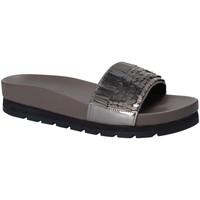 Παπούτσια Γυναίκα σαγιονάρες Apepazza MMI02 Γκρί