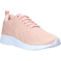 Παπούτσια Γυναίκα Χαμηλά Sneakers Lumberjack SW78311 001 C01 Ροζ