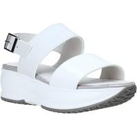 Παπούτσια Γυναίκα Σανδάλια / Πέδιλα Lumberjack SW84406 001 Y22 λευκό