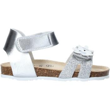 Παπούτσια Κορίτσι Σανδάλια / Πέδιλα Grunland SB1545 Ασήμι