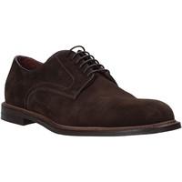 Παπούτσια Άνδρας Derby Marco Ferretti 810002MW καφέ