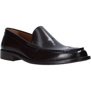 Παπούτσια Άνδρας Μοκασσίνια Mfw 161433MW καφέ
