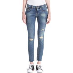 Υφασμάτινα Γυναίκα Boyfriend jeans Calvin Klein Jeans J20J207110 Μπλε