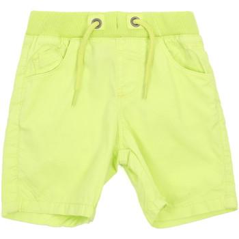 Υφασμάτινα Παιδί Σόρτς / Βερμούδες Losan 015-9657AL Πράσινος