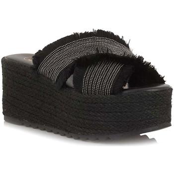 Παπούτσια Γυναίκα Τσόκαρα Exé Shoes G47006247001 Μαύρος