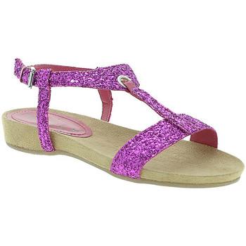 Παπούτσια Γυναίκα Σανδάλια / Πέδιλα Mally 4681 Ροζ