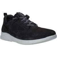 Παπούτσια Άνδρας Χαμηλά Sneakers Grunland SC2687 Μαύρος
