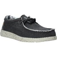 Παπούτσια Άνδρας Derby U.s. Golf S20-SUS123 Μαύρος