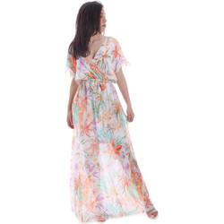 Υφασμάτινα Γυναίκα Μακριά Φορέματα Gaudi 011FD15038 Πορτοκάλι
