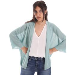 Υφασμάτινα Γυναίκα Μπουφάν / Ζακέτες Gaudi 011FD53010 Μπλε