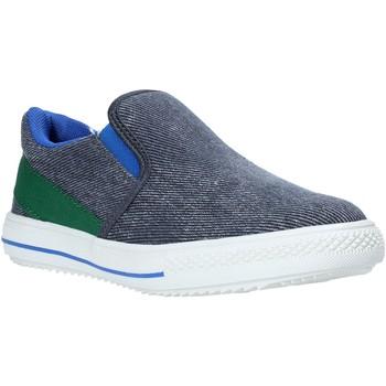 Παπούτσια Παιδί Slip on Lumberjack SB78502 001 C06 Μπλε