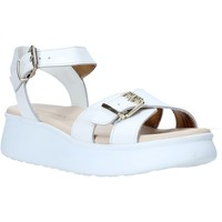 Παπούτσια Γυναίκα Σανδάλια / Πέδιλα Lumberjack SW83306 002 B01 λευκό
