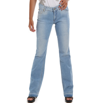 Υφασμάτινα Γυναίκα Jeans Fornarina BER1I98D834MM Μπλε