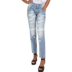 Υφασμάτινα Γυναίκα Jeans Fornarina BER1I95D832DU Μπλε