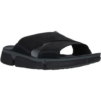 Παπούτσια Άνδρας Τσόκαρα Clarks 26139563 Μαύρος