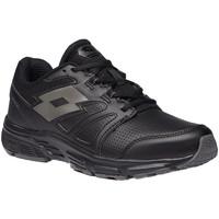 Παπούτσια Άνδρας Χαμηλά Sneakers Lotto 210693 Μαύρος