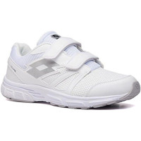 Παπούτσια Άνδρας Χαμηλά Sneakers Lotto 210694 λευκό