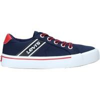 Παπούτσια Παιδί Χαμηλά Sneakers Levi's VKIN0001T Μπλε
