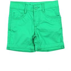 Υφασμάτινα Παιδί Σόρτς / Βερμούδες Losan 015-9655AL Πράσινος