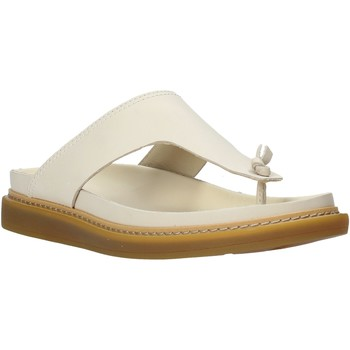 Παπούτσια Γυναίκα Σαγιονάρες Clarks 26140796 Μπεζ