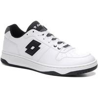 Παπούτσια Άνδρας Χαμηλά Sneakers Lotto 212069 λευκό