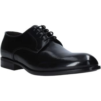 Παπούτσια Άνδρας Derby Exton 1394 Μαύρος