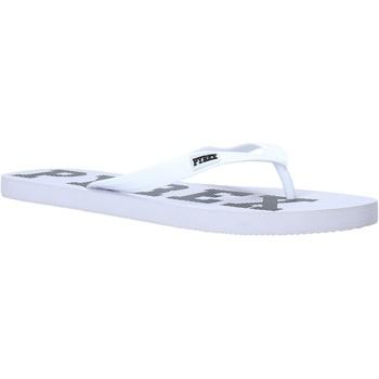 Παπούτσια Γυναίκα Σαγιονάρες Pyrex PY020163 λευκό
