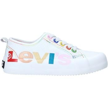 Παπούτσια Παιδί Χαμηλά Sneakers Levi's VBET0003T λευκό