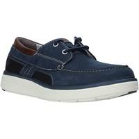 Παπούτσια Άνδρας Derby Clarks 26132616 Μπλε