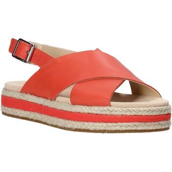 Παπούτσια Γυναίκα Σανδάλια / Πέδιλα Clarks 26139246 το κόκκινο