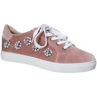 Παπούτσια Γυναίκα Χαμηλά Sneakers Fornarina PE17TR1112 Ροζ