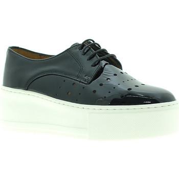 Παπούτσια Γυναίκα Derby Maritan G 210218 Μαύρος