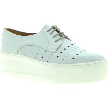 Παπούτσια Γυναίκα Derby Maritan G 210218 λευκό